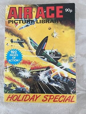 Air Ace Picture Library Holiday Special 90p