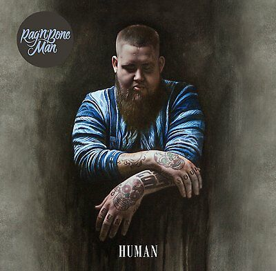 Rag 'N' Bone Man - Human - 2 x Vinyl LP *NEW & SEALED*