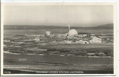 POSTCARDS-SCOTLAND-DOUNREAY-RP. The Atomic Research Station.