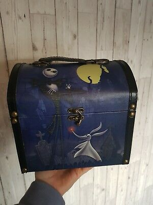 The Nightmare Before Christmas Chest Collectable EXCELLENT CONDITION