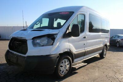 2015 Ford Transit Connect T-350 XL Salvage Wrecked Repairable 2015 Ford Transit Only 50K Miles! Perfect Work Van! Will Not Last!