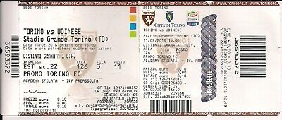 TICKET SERIE A Torino vs Udinese 11/02/2018