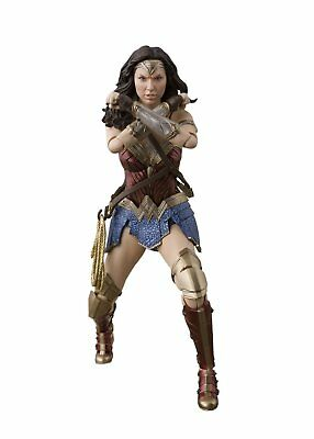 DC Comics Justice League Wonder Woman S.H.Figuarts Action Figure