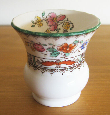 Copeland Spode Vintage 'Chinese Rose' Egg Cup - A/F