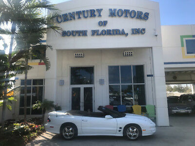 2002 Pontiac Trans Am Trans Am Convertible 2-Door