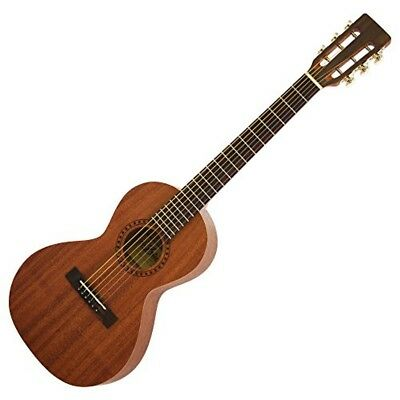 ARIA mini acoustic guitar ASA-18 N with case japan import New EMS