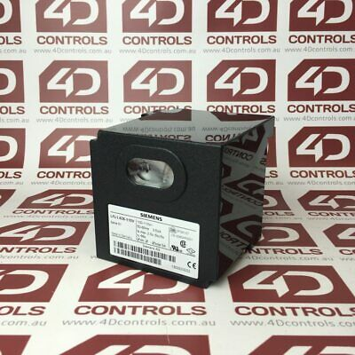 Siemens LFL1.635-110V Control Box 100/110V Gas Burner Control - New Surplus Open