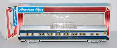 American Flyer 6-48915 Missouri Pacific Eagle View Vista Dome passenger car S MP