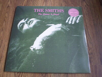 The Smiths - The Queen Is Dead New Lp Sealed