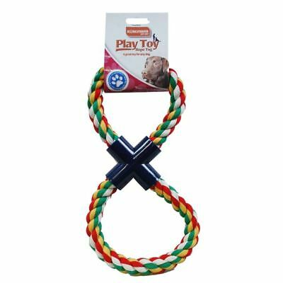 Kingfisher Dog Tug Rope Pet Exercise Training Play Toy