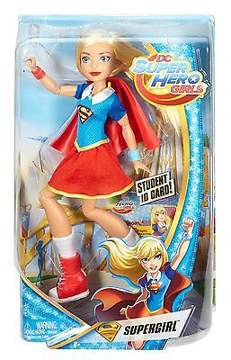 DC Super Hero Girls 12 Inch Supergirl Action Figure BRAND NEW