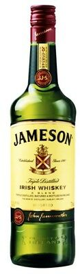 Jameson Irish Whiskey (6 x 700mL)