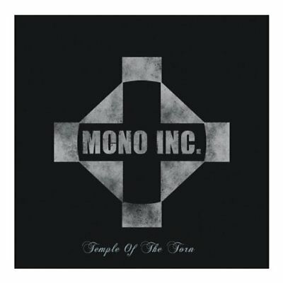 MONO INC. Temple Of The Torn (Collector's Cut) CD Digipack 2013 + Bonustracks