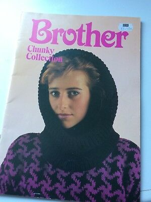 Brother Chunky Collection for Chunky (Bulky) machine knitting