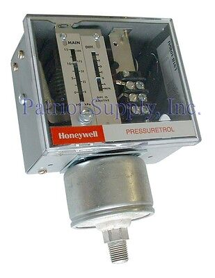 NEW!! HONEYWELL L91B1035 Pressuretrol® Controllers, Modulating, 0 psi to 15 psi