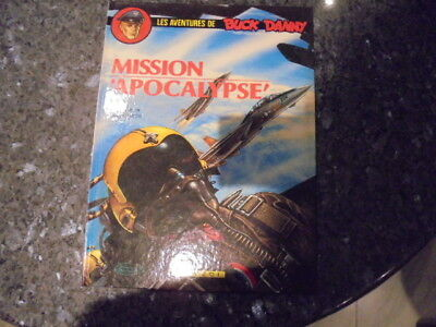 belle reedition buck danny mission apocalypse