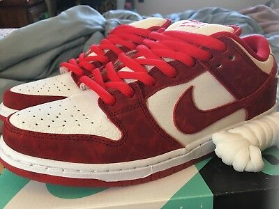 Nike Sb Dunk Low Valentine S Day 70 00 Picclick