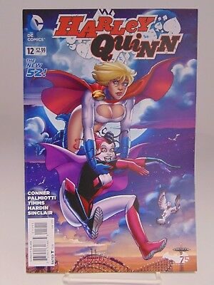 HARLEY QUINN #11 THE NEW 52 DC COMICS VF//NM CB639
