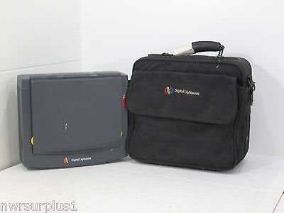 Digital Lightwave  25G-A1E1F2 NIC 2.5G  W/Carrying Case! (#5)