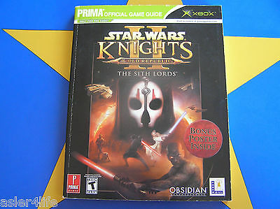 Star Wars Knights Of The Old Republic 2 The Sith Lords - Strategy Guide