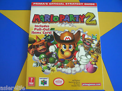 Mario Party 2 - Strategy Guide