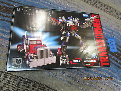 AA4_4_4 Transformers Lot MASTERPIECE MOVIE SERIES OPTIMUS PRIME MPM-4 #4 MISB