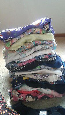 scrub tops, LOT total 31 pieces