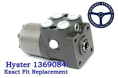 New Steering Valve - Hyster 1369084 For H165,190,210,230,250,280XL