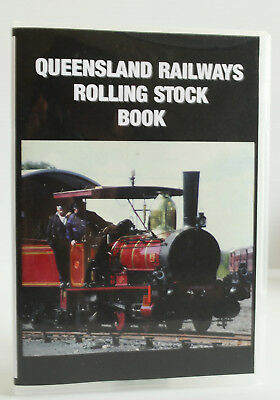 Queensland Railways Rolling Stock Book on CD