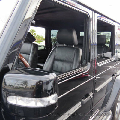2005 Mercedes-Benz G-Class 4MATIC 4dr 5.5L AMG Grand Edition CARFAX CERTIFIED ! NATIONWIDE SHIPPING ! FULLY LOADED. ONE OF THE KIND