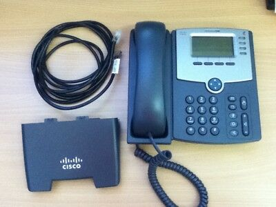 #2009 Cisco Ip Phone SPA504G WITH POWER ADAPTER