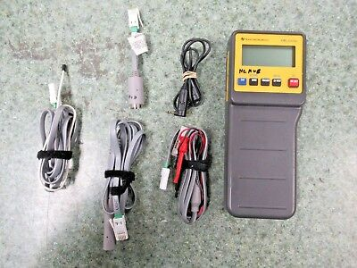 Texas Instruments CBL System with Temp/Light/Voltage/2 Connectors #3175 V