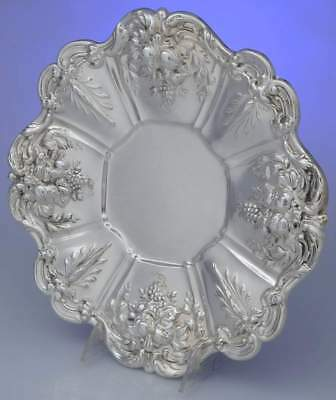 Reed & Barton FRANCIS I STERLING Sandwich Plate 8561458
