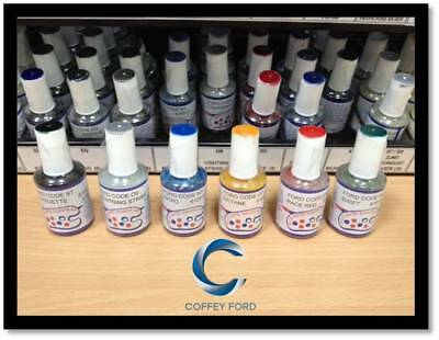 Subaru Touch Up Paint. Liberty/Impreza/WRX/XV/Outback/Forester. 15ml Glass.