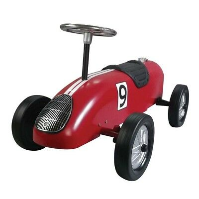 Great Gizmos Retro Racer Sit n Ride Car Red Ages 1-3 Years