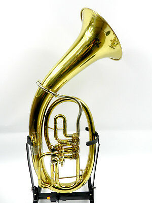 Tenor HORN Saxhorn Amati 3 flaps Used (DR17-356)