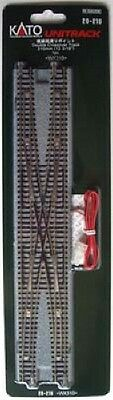 Kato 20-210 310mm Double Crossover Turnout WX310 (N scale)