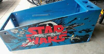 Star Wars Data East used cabinet.