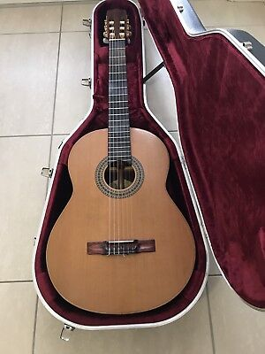 Classical Guitar - Litchfield (Luthier Constructed) - Final Listing On Ebay
