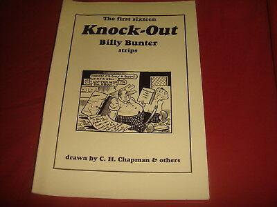 THE FIRST 16 KNOCK-OUT BILLY BUNTER STRIPS  Archive Adventure Ltd to 40 copies