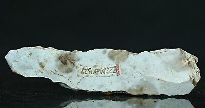 Neolithic Flint Fabricator from South Downs, Sussex. Old collection