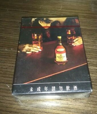 Hennessy V.s.o.p. Edition Playing Cards ,sealed