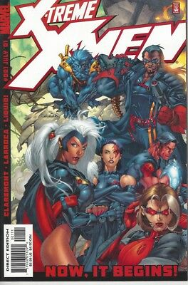 X-TREME X-MEN - US - Nr. 1 - July 2001