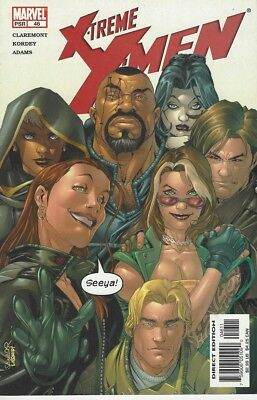 X-TREME X-MEN - US - Nr. 46 - June 2004