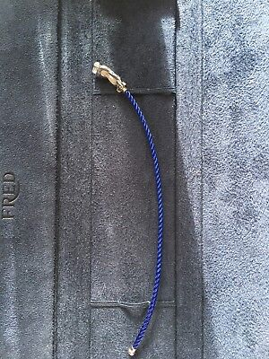 Cable Bracelet  Fred Force 8 Taille 16