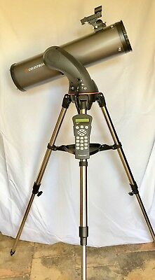 Celestron NexStar 130SLT Used Once, unwanted gift include all accessories.