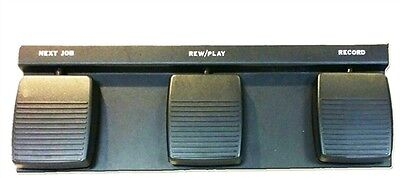 Extra Long FP-5000-XL Foot Pedal For Olympus DS-4000, 5000, 5500, 7000 Dictation