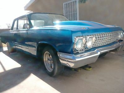 1963 Chevrolet Bel Air/150/210 Coupe 1963 chevy biscayne Roller Project