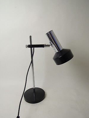 VINTAGE KAISER DESK TABLE LAMP MID CENTURY DANISH MODERN BAUHAUS 60s 70s 80s