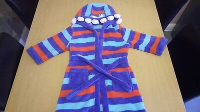 boots mini club dressing gown 2-3 years